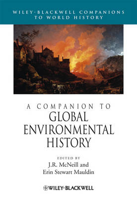 Companion to Global Environmental History by Erin Stewart