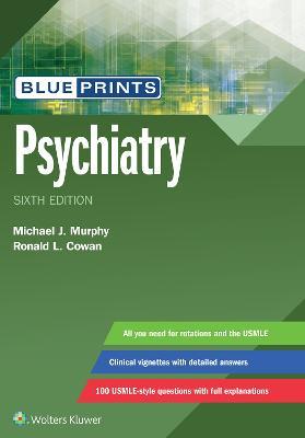 Blueprints Psychiatry book