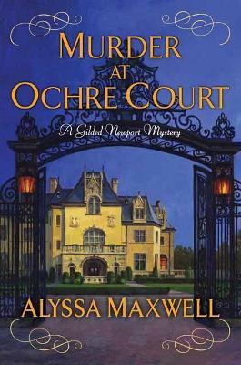 Murder at Ochre Court book