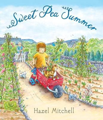 Sweet Pea Summer book