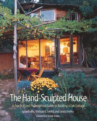 The Hand Sculpted House by Ianto Evans