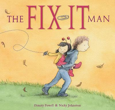 Fix-It Man book