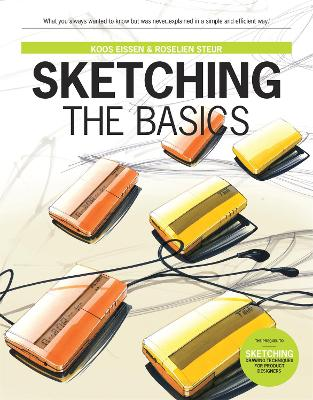 Sketching The Basics book