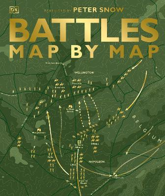 Battles Map by Map by DK