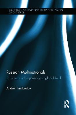 Russian Multinationals book