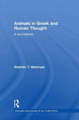 Animals in Greek and Roman Thought book