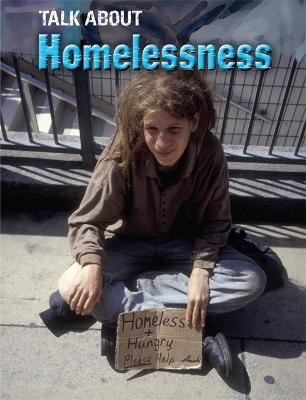 Talk About: Homelessness book
