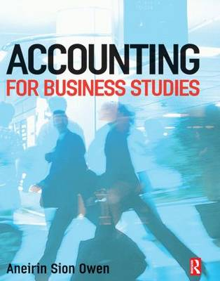 Accounting for Business Studies book