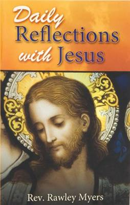 Daily Reflections with Jesus book