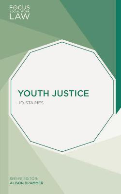 Youth Justice by Jo Staines