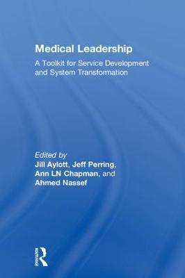 Medical Leadership book