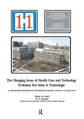Changing Scene of Health Care and Technology book