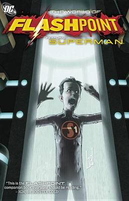 Flashpoint World Of Flashpoint Superman TP book