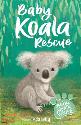 Baby Koala Rescue book