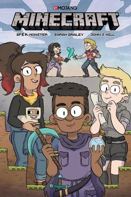 Minecraft Volume 1 (graphic Novel) by Sfe M.