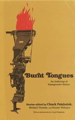 Burnt Tongues by Chuck Palahniuk