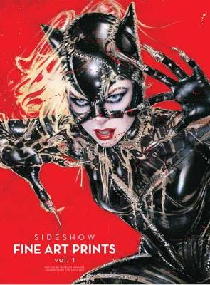 Sideshow Collectibles Presents: Artist Prints book