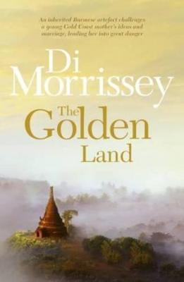 Golden Land book