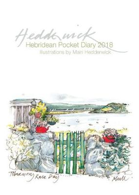 Hebridean Pocket Diary 2018 by Mairi Hedderwick