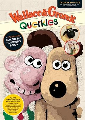 Wallace & Gromit Querkles by Thomas Pavitte