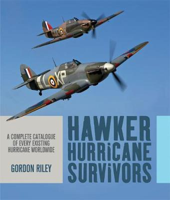 Hawker Hurricane Survivors book