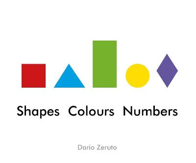 Shapes, Colours, Numbers book