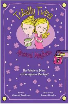 Totally Twins Fabulous Diary book
