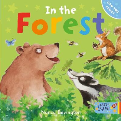 Can You Find? In the Forest by Nancy Bevington