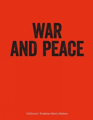 War & Peace by Pierre Hazan