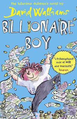 Billionaire Boy book