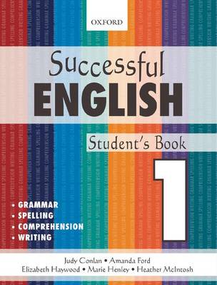 Successful English: Bk. 1: Student Book by Amanda Ford