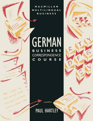 German Business Correspondence Course by Paul Hartley