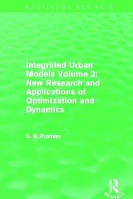 Integrated Urban Models book