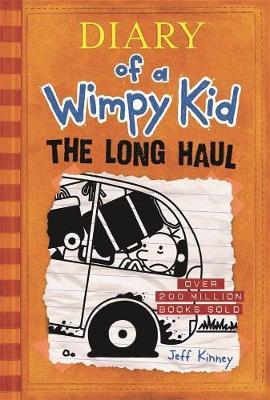 Long Haul: Diary of a Wimpy Kid (BK9) by Jeff Kinney