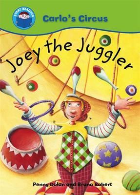Joey the Juggler by Robert Bruno