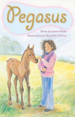 Pegasus by Janeen Brian