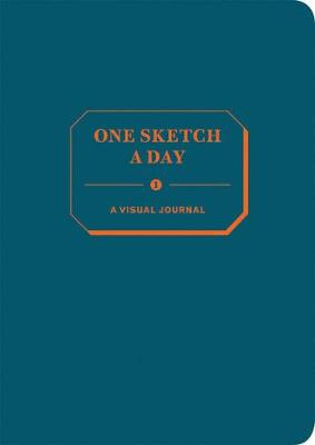 One Sketch a Day by Chronicle Books