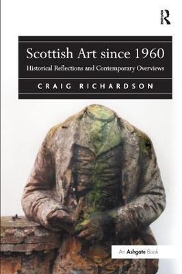 Scottish Art since 1960 book