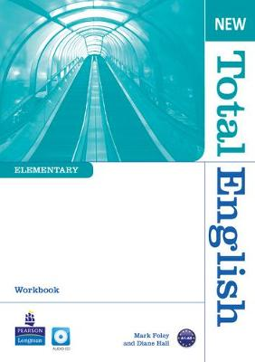 New Total English Intermediate Workbook without key for Pack by Anthony Cosgrove
