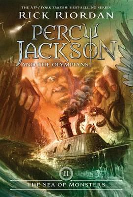 Sea of Monsters book