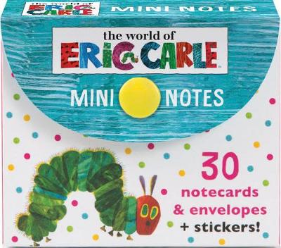 The World of Eric Carle(TM) Mini Notes by Eric Carle