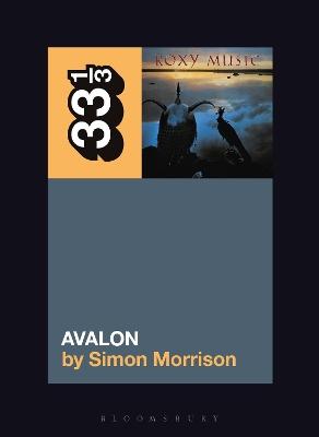 Roxy Music's Avalon book