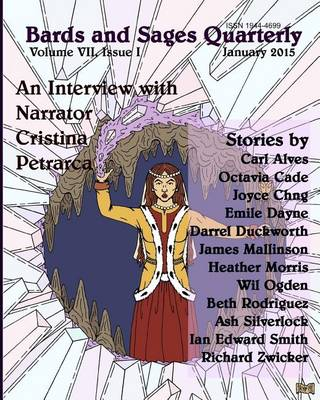 Bards and Sages Quarterly (January 2015) by Octavia Cade