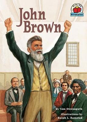 John Brown by Tom Streissguth