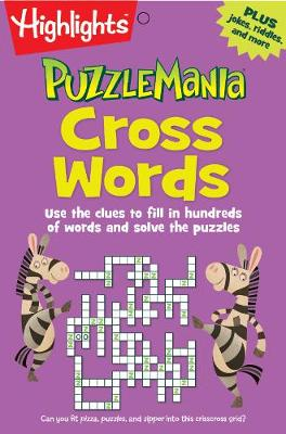 Crosswords Puzzle Pad by Highlights