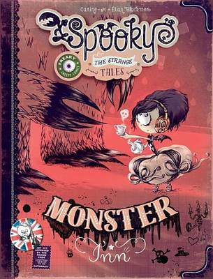 Spooky & The Strange Tales Monster Inn book