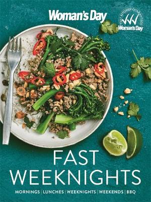 Fast Weeknights by Woman's Day
