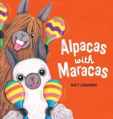 Alpacas with Maracas HB book