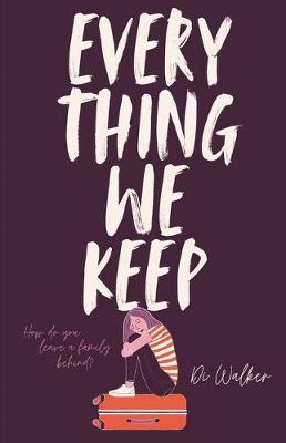 Everything We Keep book