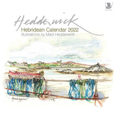 Hebridean Calendar 2022 by Mairi Hedderwick